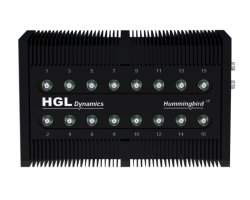 HGL Hummingbird data acquisition